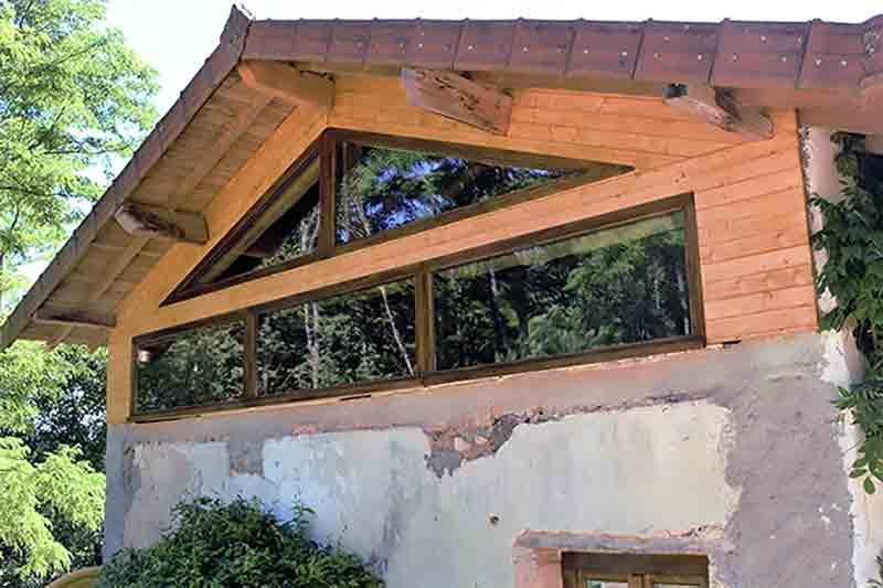 Franck ducrozet menuiseries ext rieures bois pvc alu for Chassis vitre fixe en bois